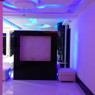 Mood Lighting & Lighting Control